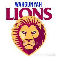 wahgunyah lions football netball club
